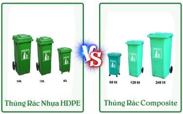 Đâu là loại thùng rác nhựa tốt nhất hiện này?