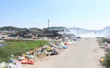 Giải pháp xử lý rác thải tại các đô thị lớn