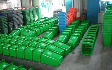 Giới thiệu đơn vị cung cấp thùng rác Poliva số 1 tại Việt Nam