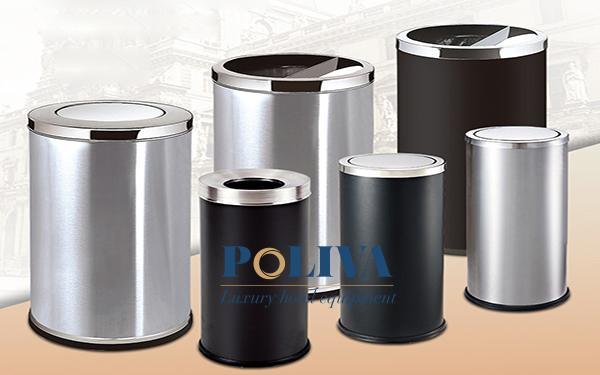 Lựa chọn thùng rác inox theo những tiêu chí nào?