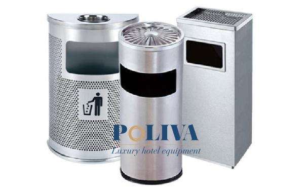 Lý do được gọi là thùng rác inox gạt tàn