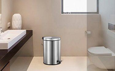 Lý do TTTM hay đặt thùng rác inox tại nhà vệ sinh