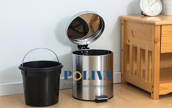 Mua thùng rác inox trong nhà cần có những tiêu chí nào?