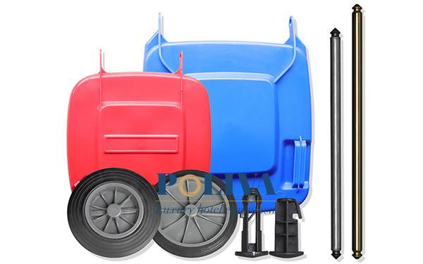 Ở đâu bán phụ kiện thùng rác nhựa cao cấp giá rẻ nhất?