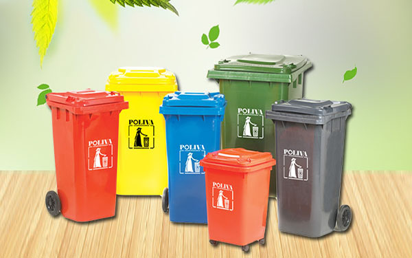 Sử dụng thùng rác công cộng đúng cách và hiệu quả