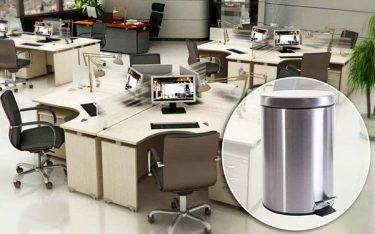 Sử dụng thùng rác inox văn phòng cần chú ý những gì?
