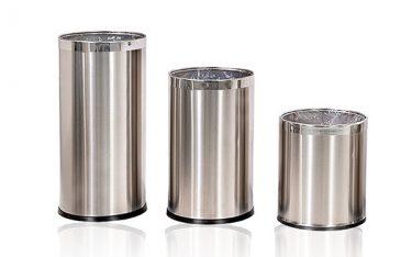 Tăng tuổi thọ của thùng rác inox qua những cách sau
