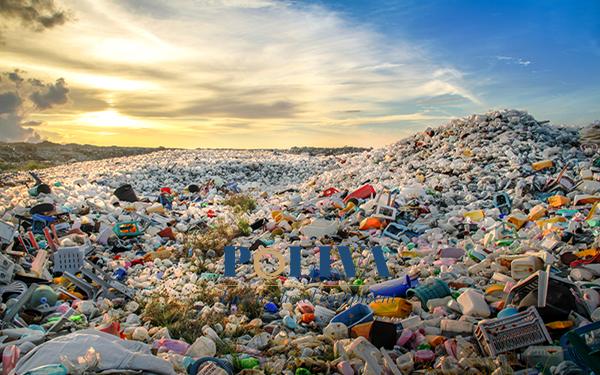 Thực trạng xả rác tại các vùng nông thôn hiện nay