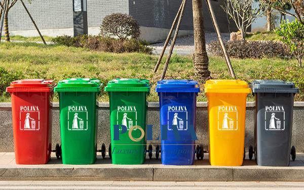 Thùng rác đặt ngoài trời cần đáp ứng được điều khiện gì?