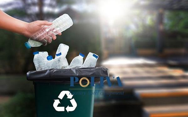 Thùng rác giúp môi trường sống được tốt hơn