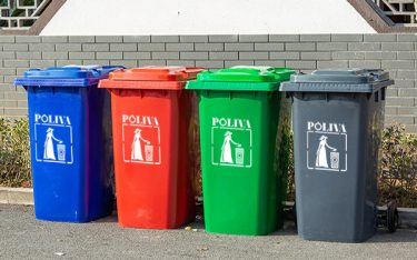 Tiêu chí khi mua thùng rác ngoài trời mà bạn nên biết