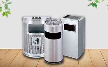 Ưu điểm của thùng rác inox Poliva