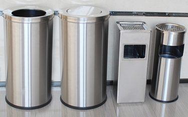 Vì sao nên mua thùng rác inox tại Poliva?