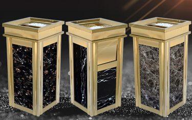 Có nên sử dụng thùng rác đá hoa cương?