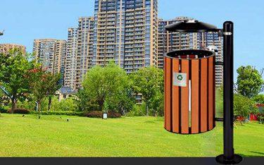 Những đặc tính của thùng rác gỗ ngoài trời