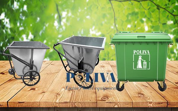 Những địa chỉ cung cấp xe gom rác uy tín