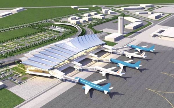 Hướng dẫn lựa thùng rác cho sân bay