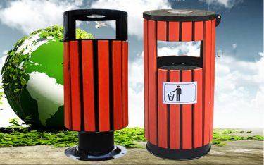 Những lý do thùng rác gỗ được ưa chuộng là gì?