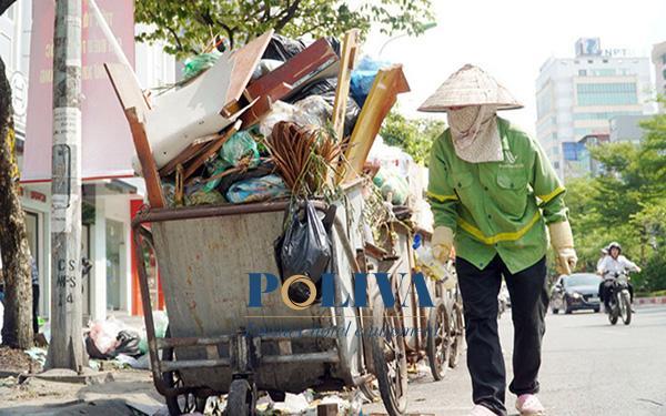 Đâu là nguyên nhân khiến xe gom rác nhanh hỏng?