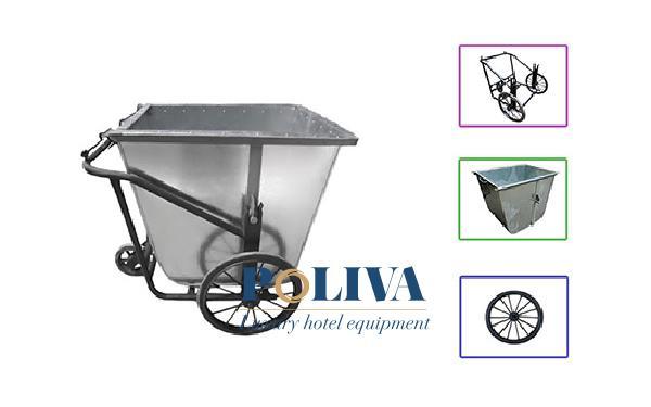 Phân phối phụ kiện xe gom rác giá siêu rẻ