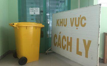 Quy trình xử lý rác thải trong khu cách ly Covid-19