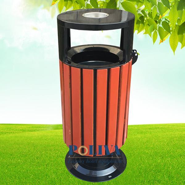 Thùng rác giả gỗ là gì?
