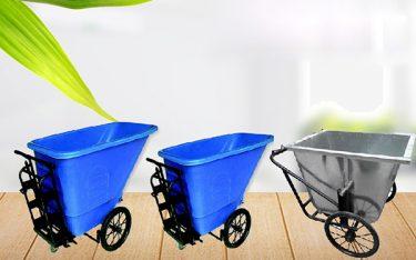 Những tiêu chí chọn mua xe gom rác mà bạn cần biết