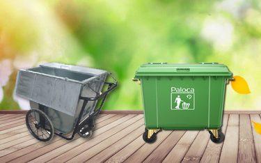 Vì sao nên chọn mua xe thu gom rác tại Poliva?