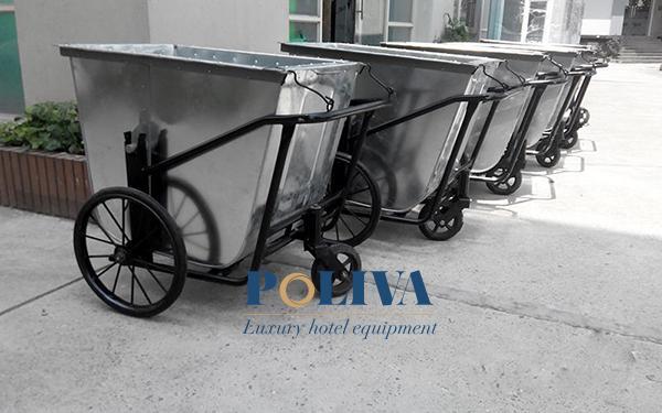 Xe gom rác có tầm quan trọng như thế nào tại các thành phố lớn?